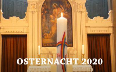 Osternacht 2020 in der Philipp-Melanchthon-Kirche